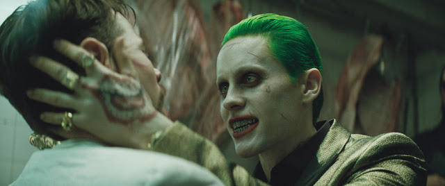 Jared Leto doesn't get enough time to sell his Joker.
