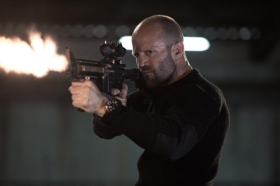 Jason Statham is back as Arthur Bishop