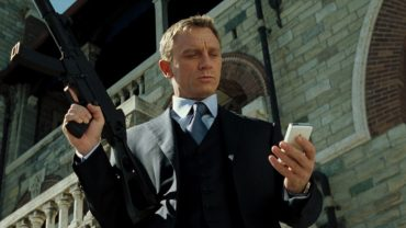 DANIEL CRAIG STILL KEEN TO REPRISE HIS ROLE AS JAMES BOND