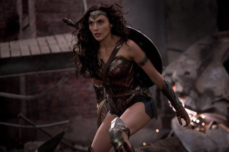 GAL GADOT CLAIMS WONDER WOMAN MOVIE  IS ABOUT LOVE AND JUSTICE