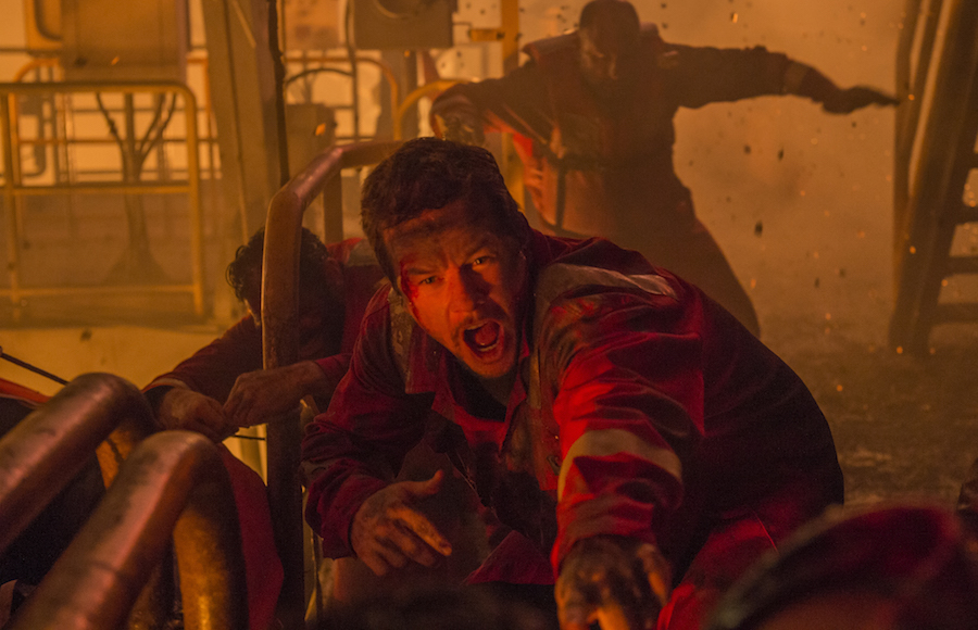 Hell breaks loose on the Deepwater Horizon