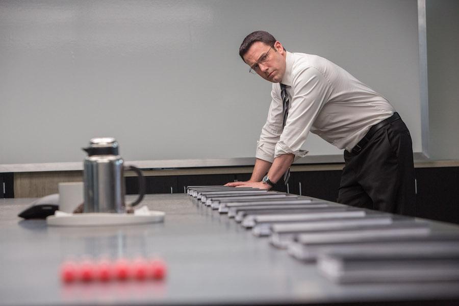 Ben Affleck as Christian Wolff