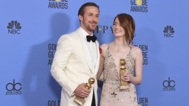 GOLDEN GLOBES 2017 WINNERS ANNOUNCED