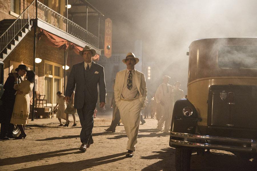 Joe Coughlin & ____ ( ) roam the streets of Ybor.