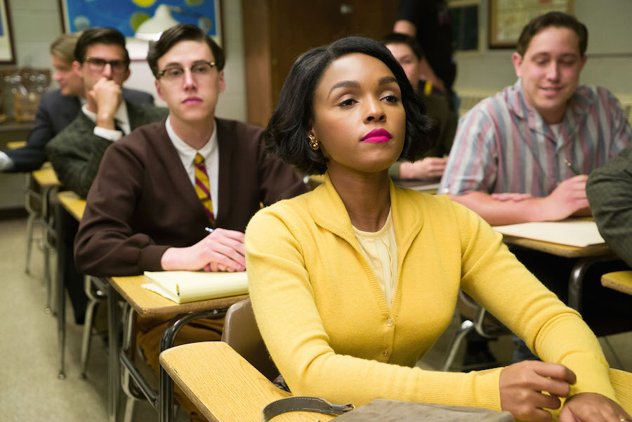 Janelle Monáe puts in a good performance as Mary Jackson.