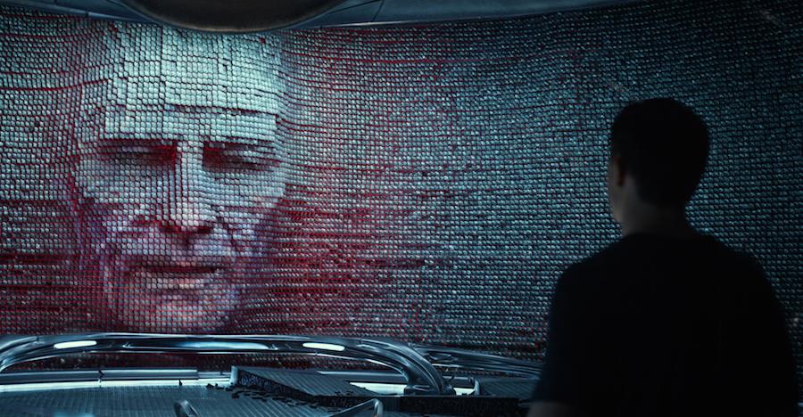 Bryan Cranston as Zordon.
